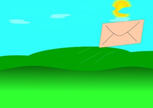 מכתב ברכה למטפלת במעון